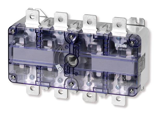Rozłącznik izolacyjny z widoczną przerwą
