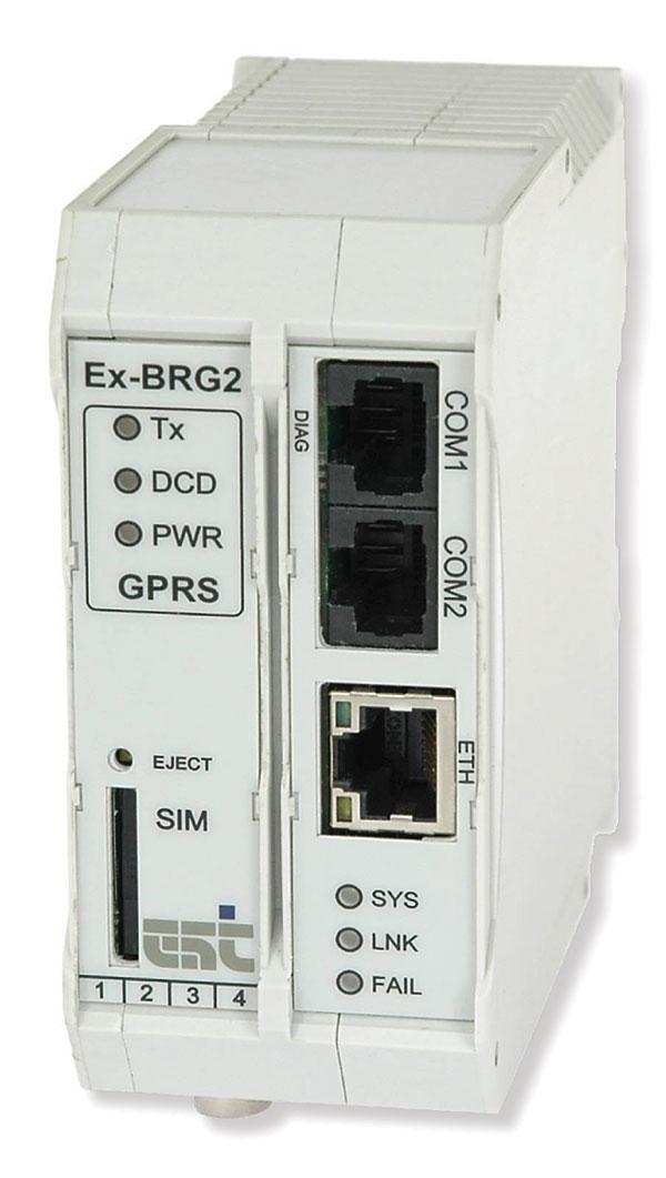 Rys. 3. Koncentrator danych Ex-BRG2_SMR