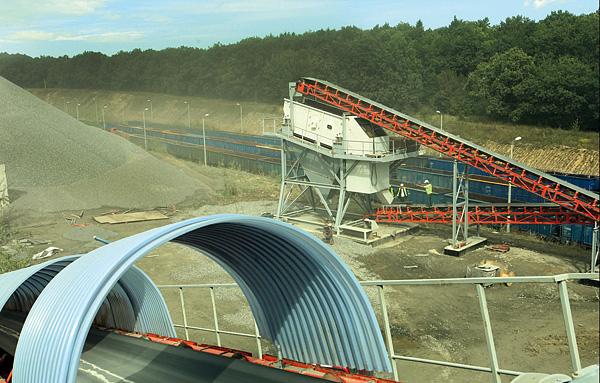 Infrastruktura kopalni DSS (fot. DSS)