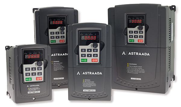 Seria przemienników częstotliwości Astraada DRV-27