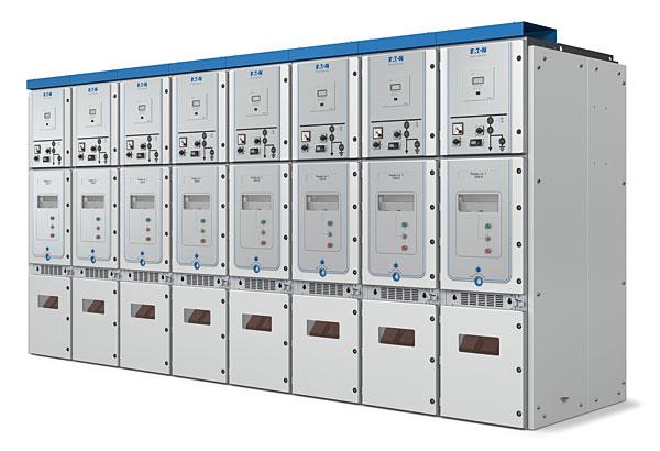 Przykładowa rozdzielnica Power Xpert UX