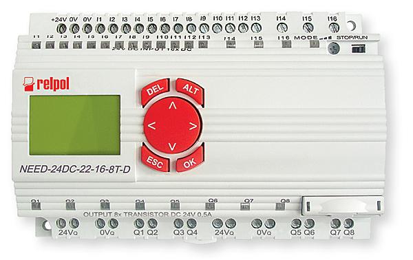 Rys. 1. Przekaźnik Need-8T-D