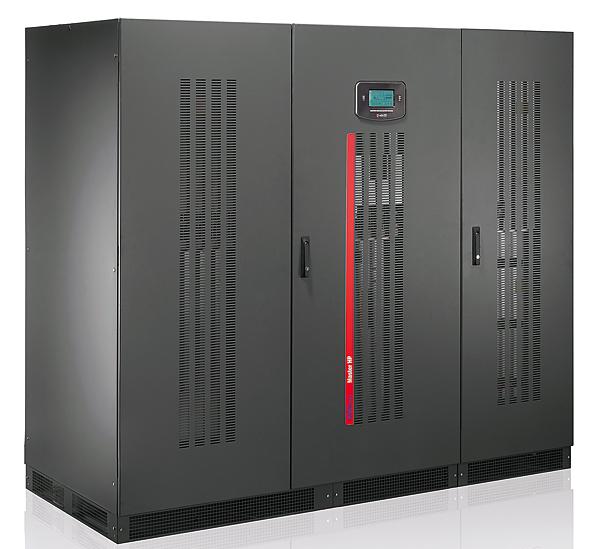 Master HP – trójfazowe zasilacze UPS firmy CES oferowane w zakresie mocy 100-600 kVA