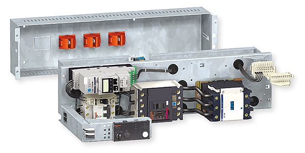 Rozwiązania uniemożliwiające wysunięcie szuflady przed rozłączeniem wyłącznika zwiększają poziom bezpieczeństwa