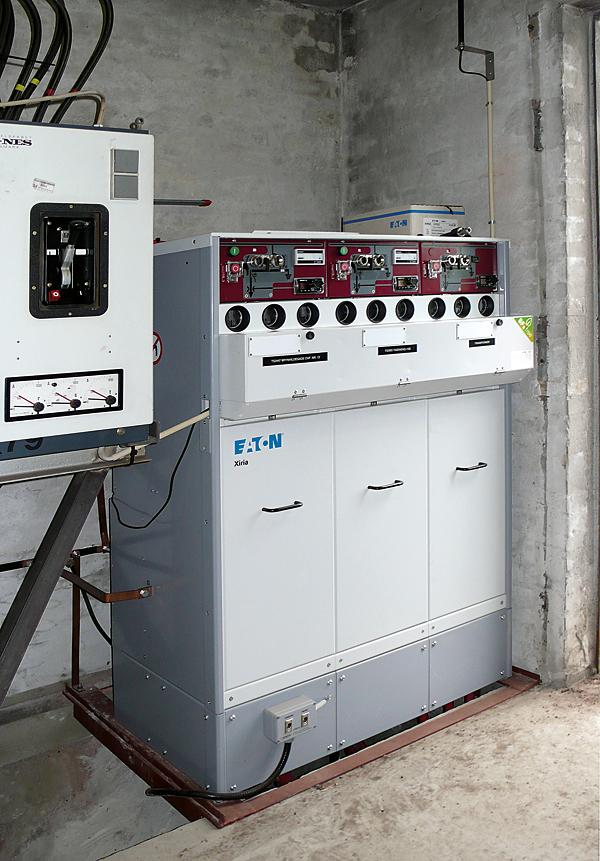 Jedną z podstawowych zalet rozwiązania firmy Eaton jest skrócenie czasu operacyjnego