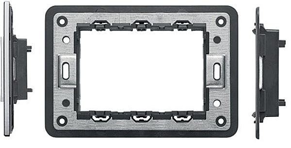 Rys. 3. Seria charakteryzuje się cienkim profilem, wystającym ze ściany zaledwie na kilka milimetrów