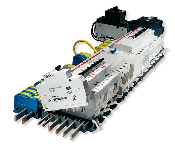 Smissline TP firmy ABB – uniwersalny system rozdzielczy do 200 A
