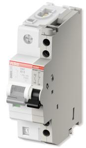 Włącznik instalacyjny S401-K13 ze stykiem pomocniczym