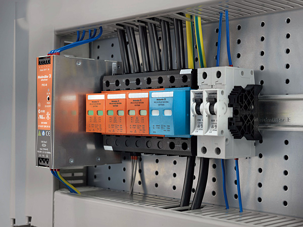 Ochronniki VPU zawierają zarówno warystory jak i iskierniki, dzięki czemu zapewniają trwałą ochronę maszyn i instalacji oraz już dzisiaj spełniają wymogi nowej, międzynarodowej normy