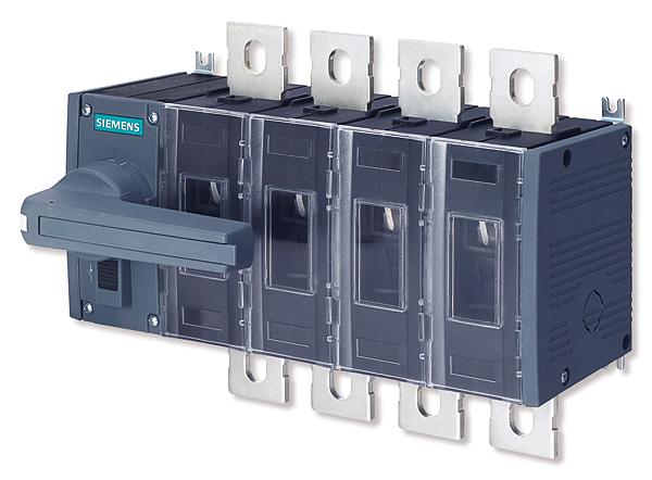 Nowy rozłącznik 3KD do 1600 A firmy Siemens