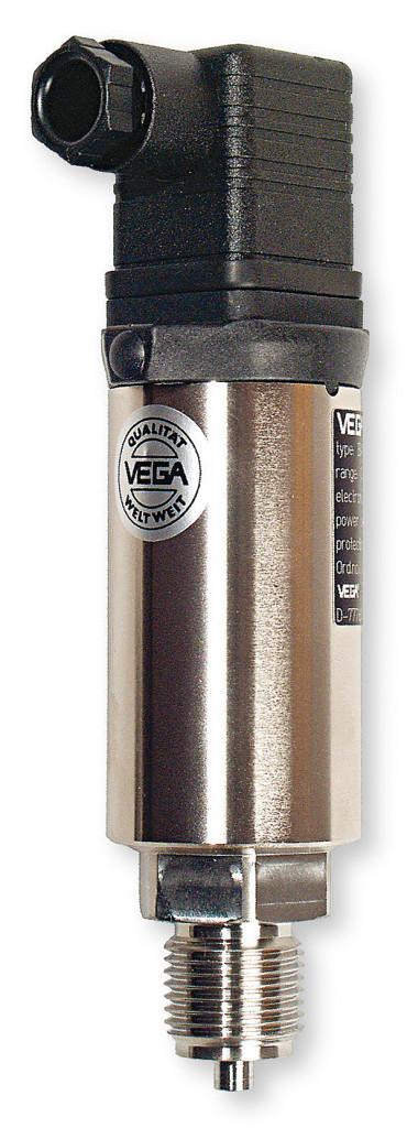 Przetwornik Vegabar 14 firmy  Vega do ciągłego pomiaru ciśnienia