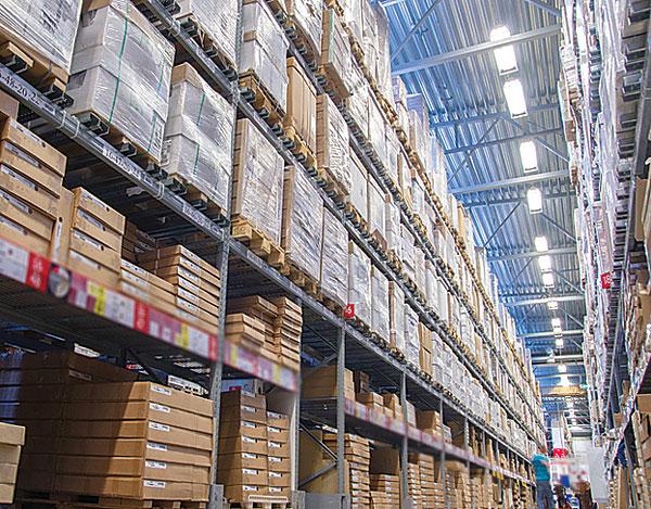 Rys. 1. SkyLight firmy Rabbit to system sterowania oświetleniem dedykowany do pomieszczeń przemysłowych