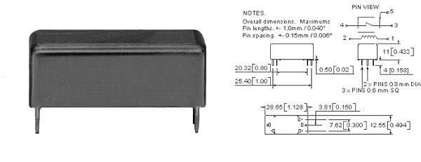 Rys. 2. Przekaźnik GR3BJA335
