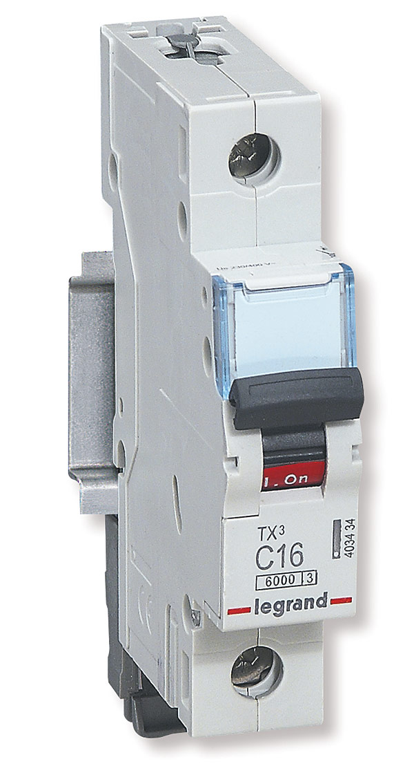 Rys. 1. Wyłącznik nadprądowy S 300 TX3